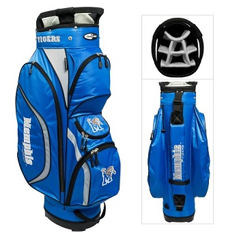 Memphis Tigers Clubhouse Cart Golf Bag
