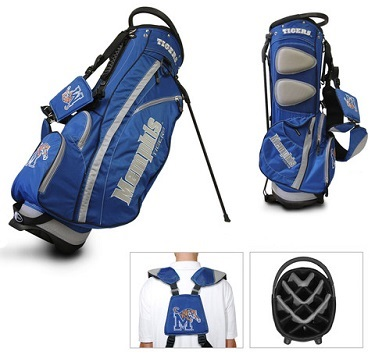 University of Memphis Tigers Carry Stand Golf Bag