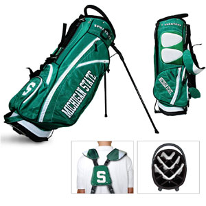 Michigan State Carry Stand Golf Bag