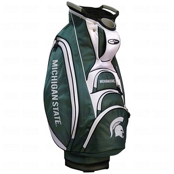 Michigan State Spartans Cart Golf Bag