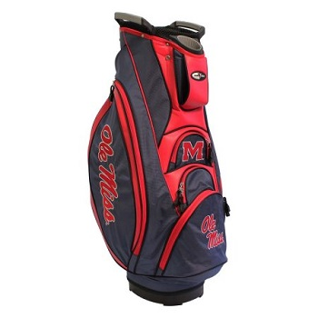 University of Mississippi Ole Miss Cart Golf Bag