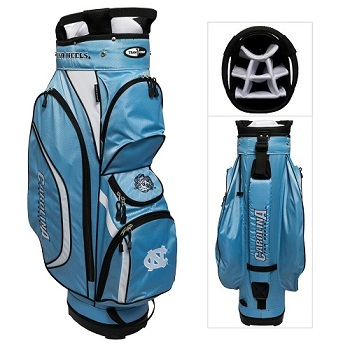 University of North Carolina Clubhouse Cart Golf Bag