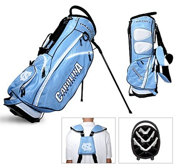 University of North Carolina Carry Stand Golf Bag