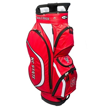 North Carolina State Clubhouse Cart Golf Bag
