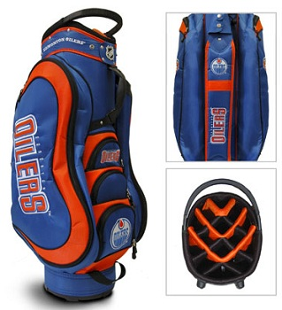 Edmonton Oilers Golf Bag