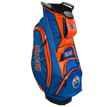 Edmonton Oilers Cart Golf Bag