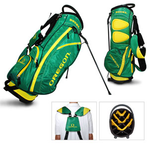 University of Oregon Carry Stand Golf Bag