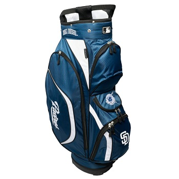 San Diego Padres Clubhouse Cart Golf Bag