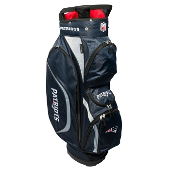 New England Patriots Clubhouse Cart Golf Bag