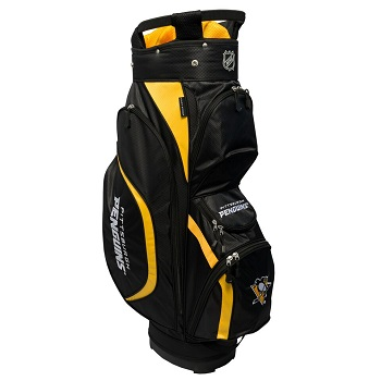 Pittsburgh Penguins Clubhouse Cart Golf Bag