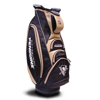 Pittsburgh Penguins Cart Golf Bag