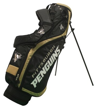 Pittsburgh Penguins Nassau Stand Golf Bag