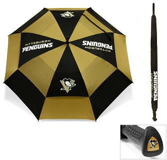 Pittsburgh Penguins Double Canopy Umbrella