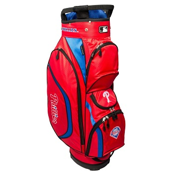 Philadelphia Phillies Clubhouse Cart Golf Bag