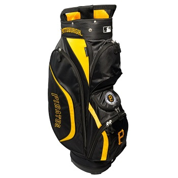 Pittsburgh Pirates Clubhouse Cart Golf Bag