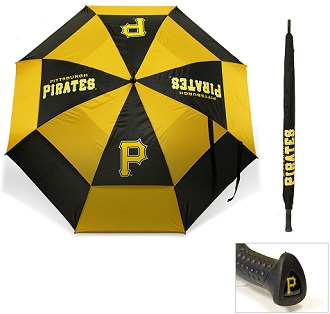 Pittsburgh Pirates Double Canopy Umbrella