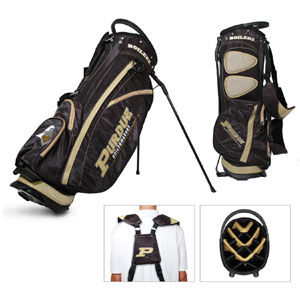 Purdue Carry Stand Golf Bag