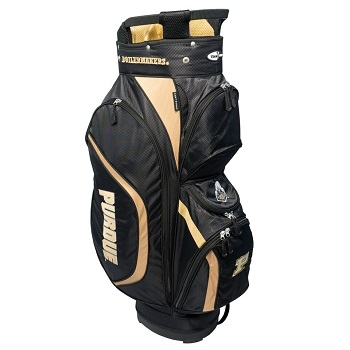 Purdue Boilermakers Clubhouse Cart Golf Bag