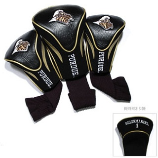 Set of 3 Purdue Golf Headcovers