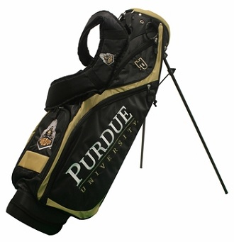 Purdue Boilermakers Nassau Stand Golf Bag