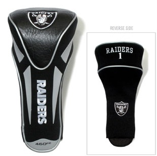 Oakland Raiders Driver Headcover