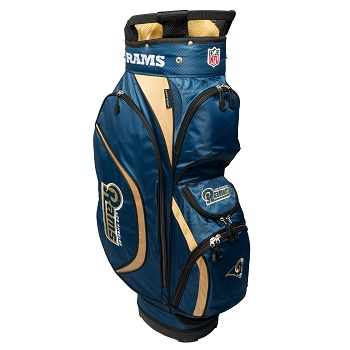 Los Angeles Rams Clubhouse Cart Golf Bag
