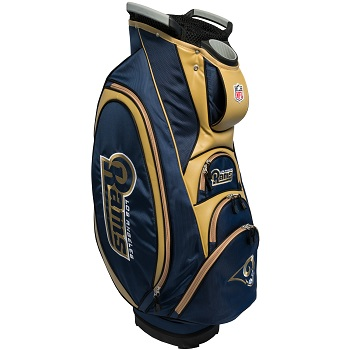 Los Angeles Rams Cart Golf Bag