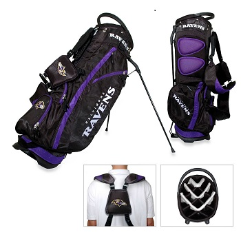 Baltimore Ravens Golf Bag