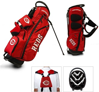 Cincinnati Reds Carry Stand Golf Bag