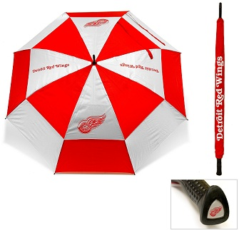 Detroit Red Wings Double Canopy Umbrella