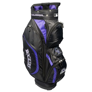 Colorado Rockies Clubhouse Cart Golf Bag