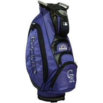 Colorado Rockies Cart Golf Bag