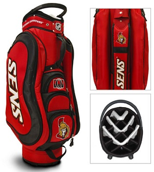 Ottawa Senators Golf Bag