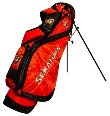 Ottawa Senators Nassau Stand Golf Bag