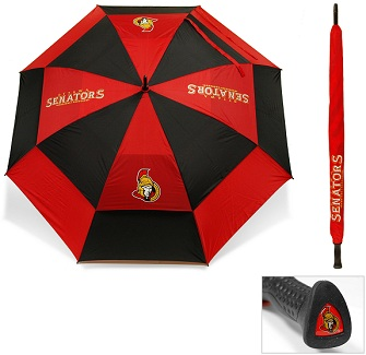 Ottawa Senators Double Canopy Umbrella