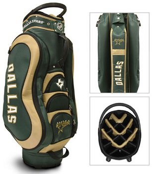 Dallas Stars Golf Bag