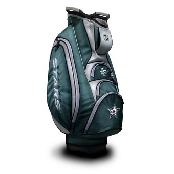 Dallas Stars Cart Golf Bag