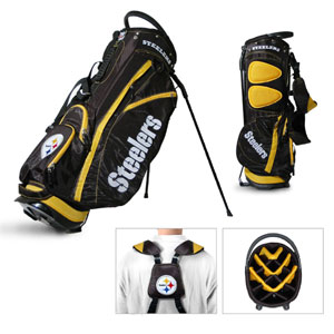 Pittsburgh Steelers Golf Bag