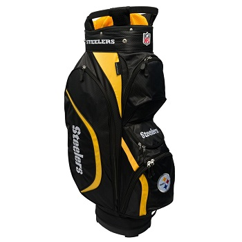 Pittsburgh Steelers Clubhouse Cart Golf Bag