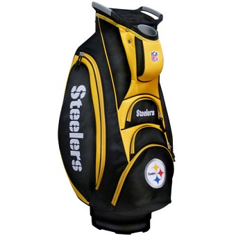 Pittsburgh Steelers Cart Golf Bag
