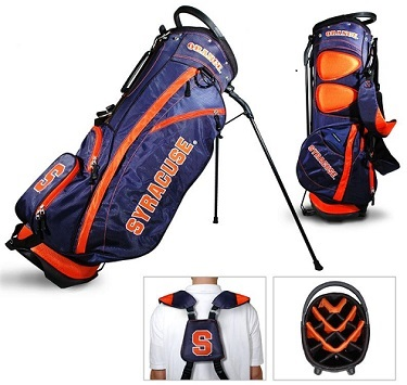 Syracuse University Carry Stand Golf Bag