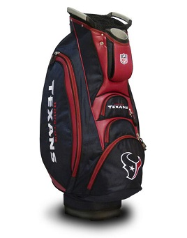 Houston Texans Cart Golf Bag