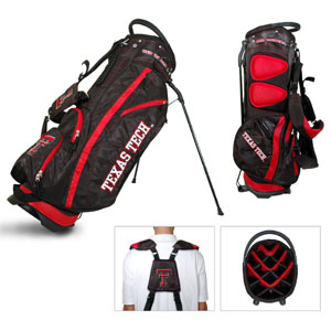 Texas Tech Carry Stand Golf Bag