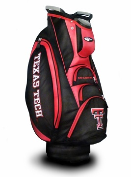Texas Tech Cart Golf Bag
