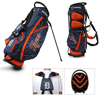 Detroit Tigers Carry Stand Golf Bag