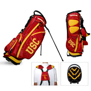 USC Carry Stand Golf Bag