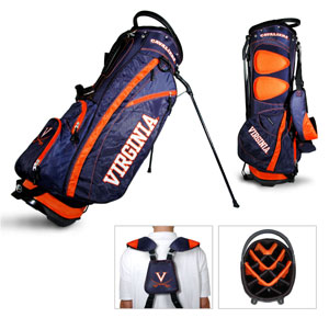 University of Virginia Carry Stand Golf Bag