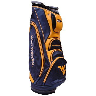 West Virginia University Cart Golf Bag