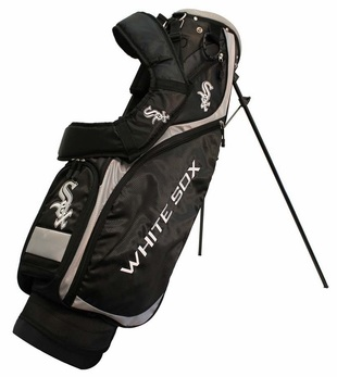 Chicago White Sox Nassau Stand Golf Bag